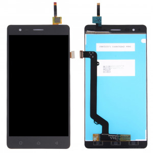 iPartsBuy Lenovo K5 Note écran LCD + écran tactile Digitizer Assemblée (Noir) SI123B442-20