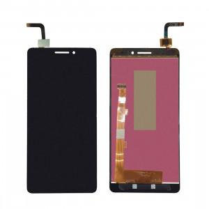 iPartsBuy Lenovo VIBE P1M / P1c72 écran LCD + écran tactile Digitizer Assemblée (Noir) SI26BL1669-20