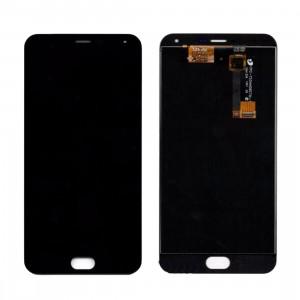 iPartsAcheter pour Meizu Meilan Métal LCD Écran + Écran Tactile Digitizer Assemblée (Noir) SI168B1385-20