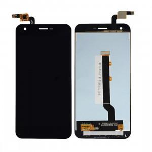 iPartsAcheter pour Vodafone Smart Ultra 6 / VF995 LCD écran + écran tactile Digitizer Assemblée (Noir) SI02491235-20