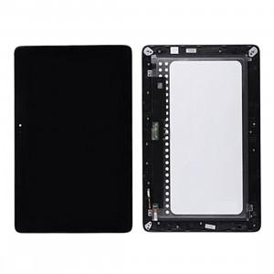 iPartsAcheter pour Asus Transformer Book T200 Original Écran LCD + Original Écran Tactile Digitizer Assemblée avec Cadre (Noir) SI270B102-20