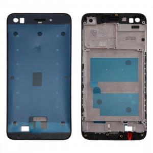 iPartsAcheter Huawei Enjoy 7 avant boîtier LCD cadre cadre lunette (noir) SI317B1742-20