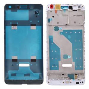 iPartsAcheter Huawei Enjoy 7 Plus / Y7 Premier logement avant cadre LCD cadre lunette (blanc) SI330W1470-20