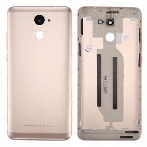 iPartsBuy Huawei Profitez 7 Plus / Y7 Prime Couverture Arrière de la Batterie (Or) SI31JL1495-20