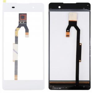 iPartsAcheter pour Sony Xperia E5 Tactile Digitizer Assemblée (Blanc) SI47WL1663-20