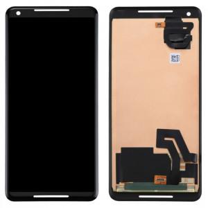 iPartsAcheter pour Google Pixel 2 XL écran LCD + écran tactile Digitizer Assemblée (Noir) SI432B1834-20