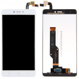 iPartsBuy Xiaomi Redmi Note 4X / Redmi Note 4 (version internationale) écran LCD + écran tactile numériseur Assemblée (blanc) SI458W1249-20