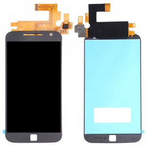iPartsAcheter pour Motorola Moto G4 Plus écran LCD + écran tactile Digitizer Assemblée (Noir) SI470B71-20