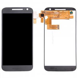 iPartsAcheter pour Motorola Moto G4 écran LCD + écran tactile Digitizer Assemblée (Noir) SI471B1434-20