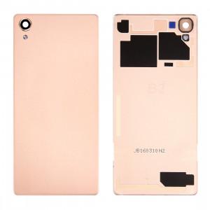 iPartsAcheter pour Sony Xperia X Arrière Cache Batterie (Or Rose) SI7RGL708-20