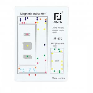 JIAFA pour tapis de vis magnétiques pour iPhone 6s SJ0553107-20