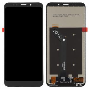 Écran LCD et Digitizer Assemblée complète pour Xiaomi Redmi 5 Plus (Noir) SH614B113-20
