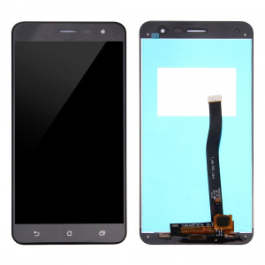 iPartsAcheter pour Asus ZenFone 3 / ZE552KL LCD écran + écran tactile Digitizer Assemblée (Noir) SI619B603-20