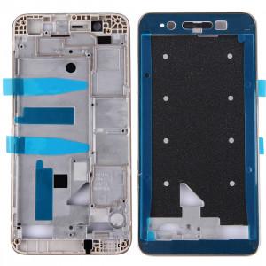 iPartsAcheter Huawei Enjoy 5s avant logement LCD cadre lunette (or) SI767J1512-20