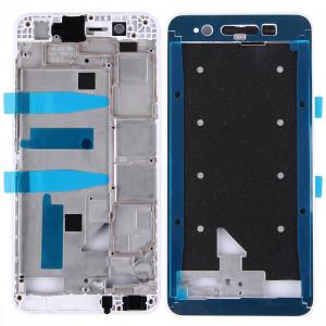 iPartsAcheter Huawei Enjoy 5s avant logement LCD cadre lunette (blanc) SI767W789-20