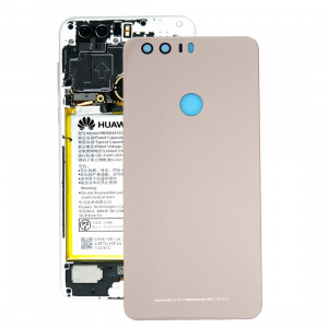 iPartsBuy Huawei Honor 8 Batterie Couverture Arrière (Gold) SI71JL1019-20