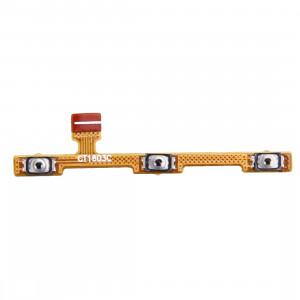 iPartsAcheter pour Meizu M2 / Meilan 2 Bouton d'alimentation et bouton de volume Câble Flex SI0824655-20