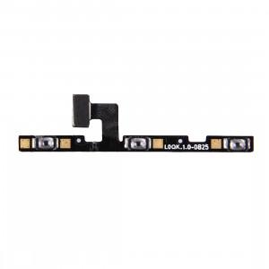 iPartsAcheter pour Meizu PRO 5 Power Button & Volume Button Flex Cable SI083224-20