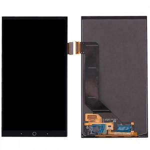 iPartsAcheter ZTE Axon 7 A2017 LCD + écran tactile Digitizer Assemblée (Noir) SI08601460-20