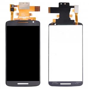 iPartsBuy LCD Affichage + Écran Tactile Digitizer Assemblage Remplacement pour Motorla Moto X Play / X (3ème génération) / XT1562 / XT1563 5.5 pouces (Noir) SI000B1517-20