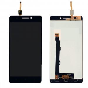 iPartsBuy Lenovo A7000 LCD Affichage + Écran Tactile Digitizer Assemblée Remplacement (Noir) SI15BL1428-20
