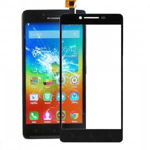 iPartsAcheter Lenovo K30 / K30T / K30W écran tactile Digitizer Assemblée remplacement (Noir) SI18BL605-20