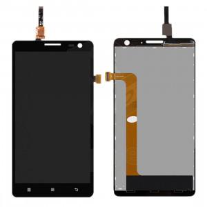 iPartsAcheter Lenovo S856 écran Digitizer Assemblée remplacement (Noir) SI22BL1484-20