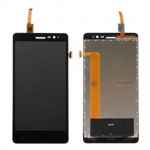 iPartsBuy Remplacement de l'assemblage du numériseur d'écran Lenovo S860 (noir) SI23BL693-20