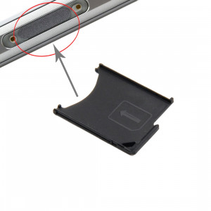 iPartsAcheter pour le porte-cartes Sony Xperia Z / L36h (Noir) SI110254-20