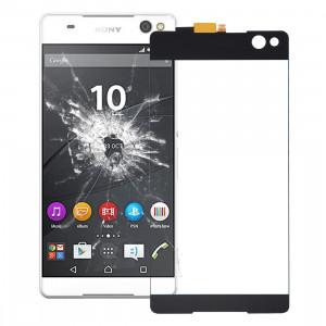 iPartsAcheter pour Sony Xperia C5 Ultra écran tactile Digitizer Assemblée (Noir) SI15BL511-20