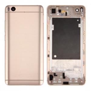 iPartsBuy Xiaomi Mi 5s batterie couvercle arrière (or) SI37JL853-20