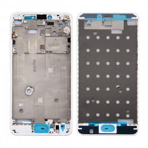 iPartsAcheter Meizu U20 / Meilan U20 Boîtier Avant Cadre LCD (Blanc) SI269W1820-20