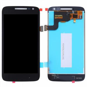 iPartsAcheter pour Motorola Moto G4 Lecture Écran LCD d'origine + écran tactile d'origine (Noir) SI481B582-20