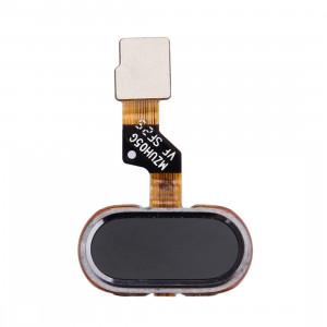 iPartsAcheter pour Meizu M3s / Meilan 3s Fingerprint Sensor Flex Cable (Noir) SI565B1026-20