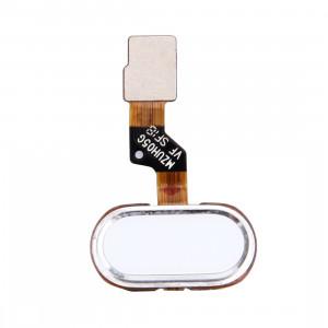 iPartsAcheter pour Meizu M3s / Meilan 3s Capteur d'Empreinte Flex Câble (Blanc) SI565W1231-20