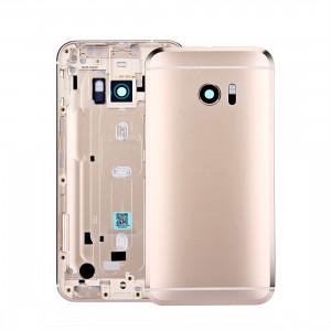 iPartsAcheter pour Coque Arrière HTC 10 / One M10 (Doré) SI04JL1949-20