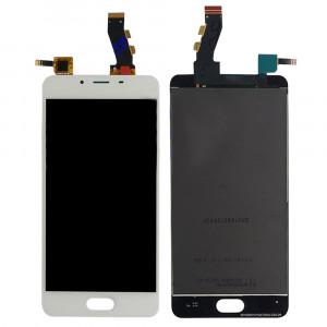 iPartsAcheter Meizu U10 LCD écran + écran tactile Digitizer Assemblée (Blanc) SI890W1689-20