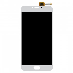 iPartsAcheter Meizu U20 écran LCD + écran tactile Digitizer Assemblée (blanc) SI891W1004-20