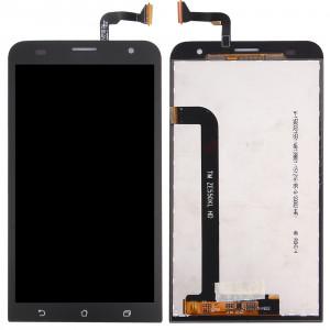 iPartsAcheter pour Asus ZenFone 2 Laser / ZE550KL LCD écran + écran tactile Digitizer Assemblée (Noir) SI11BL739-20