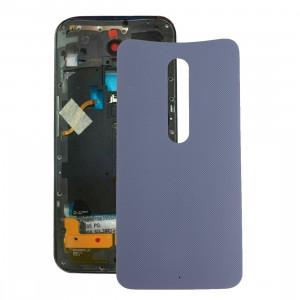 iPartsAcheter pour Couvercle Arrière de Batterie Motorola Moto X Style (Gris) SI028H1278-20