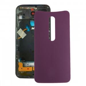 iPartsAcheter pour Couverture arrière de batterie Motorola Moto X Style (Violet) SI028P57-20