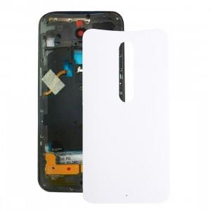 iPartsAcheter pour Motorola Moto X Style couvercle arrière de la batterie (blanc) SI028W390-20