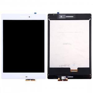 iPartsBuy Asus ZenPad S 8.0 / Z580 (28mm câble) écran LCD + écran tactile Digitizer Assemblée (blanc) SI50WL532-20