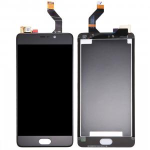 iPartsAcheter Meizu M6 Note / Meilan Note 6 écran LCD + écran tactile Digitizer Assemblée (Noir) SI236B1387-20