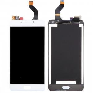 iPartsAcheter Meizu M6 Note / Meilan Note 6 écran LCD + écran tactile Digitizer Assemblée (blanc) SI236W1330-20