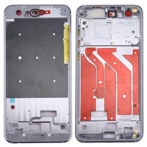 iPartsBuy Huawei Honor 9 avant boîtier LCD Cadre lunette (gris) SI289H1539-20