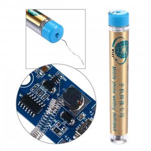 Fil de soudure de fonte de plomb d'étain de flux de fil de soudure de WLXY 0.5mm SW23411321-20