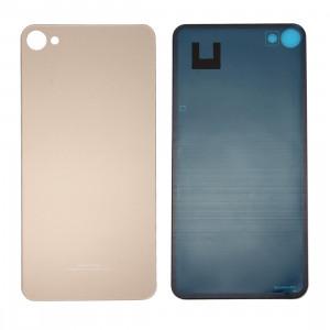 iPartsAcheter Meizu Meilan X couvercle de batterie en verre avec adhésif (or) SI7CJL48-20