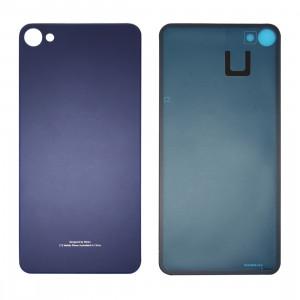 iPartsAcheter Meizu Meilan X couvercle de batterie en verre avec adhésif (bleu) SI47DL774-20