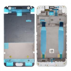 iPiècesAcheter pour Asus ZenFone 4 Selfie / ZD553KL Cadre médium avec adhésif (blanc) SI513W1780-20